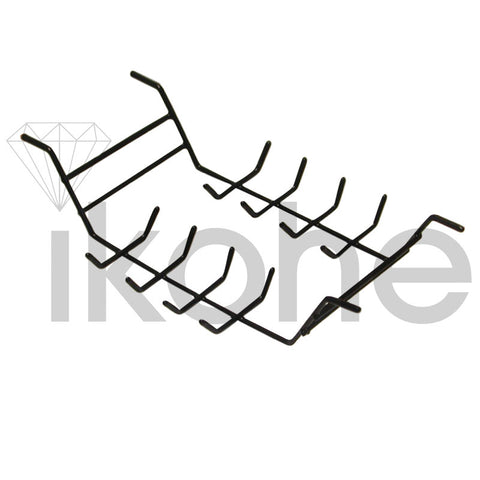 16-RING RACK SINGLE NO LEGS
