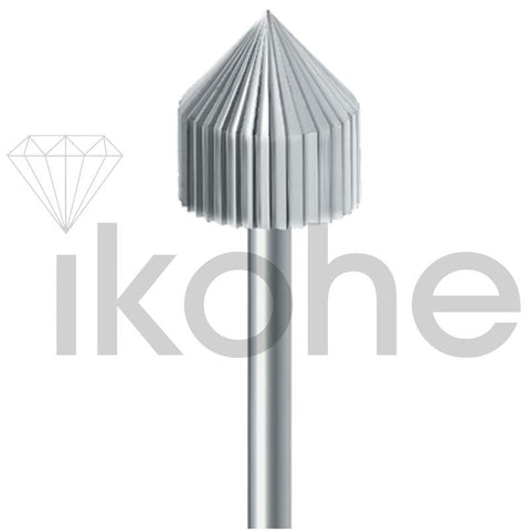 HSS SETTING BURS 027MM #10--USA