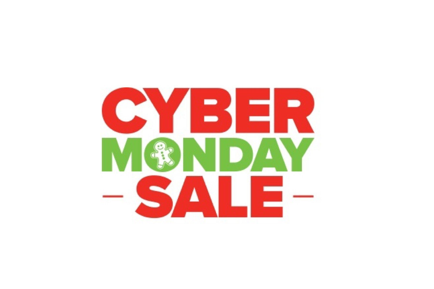 Cyber Monday Starts Now!