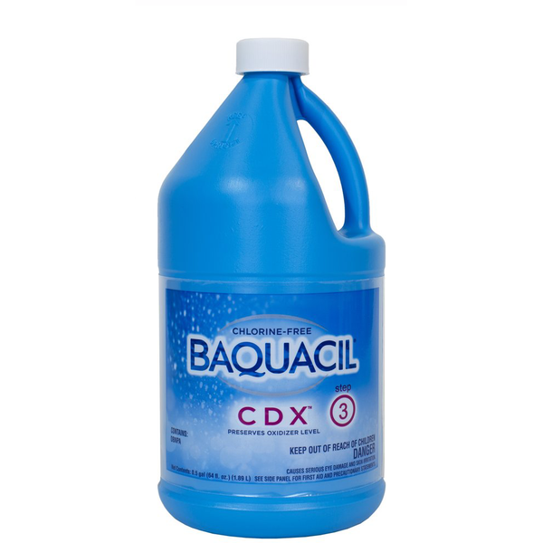 Baquacil - Cdx                                              1/2 Gallon