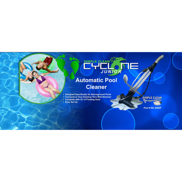 Cyclone Jr Cleaner (Suction)