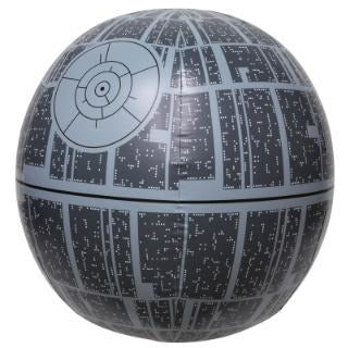 Death Star Light Up Beach Ball