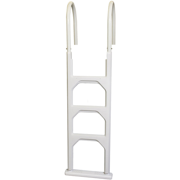 Ladder, Inpool Aruba Resin Bottom (Includes (2) Flanges - Not In Box)