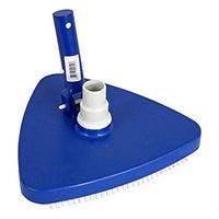 Vac Head, Deluxe Weighted Blue/White