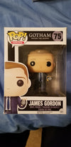 James Gordon - Gotham Funko Pop