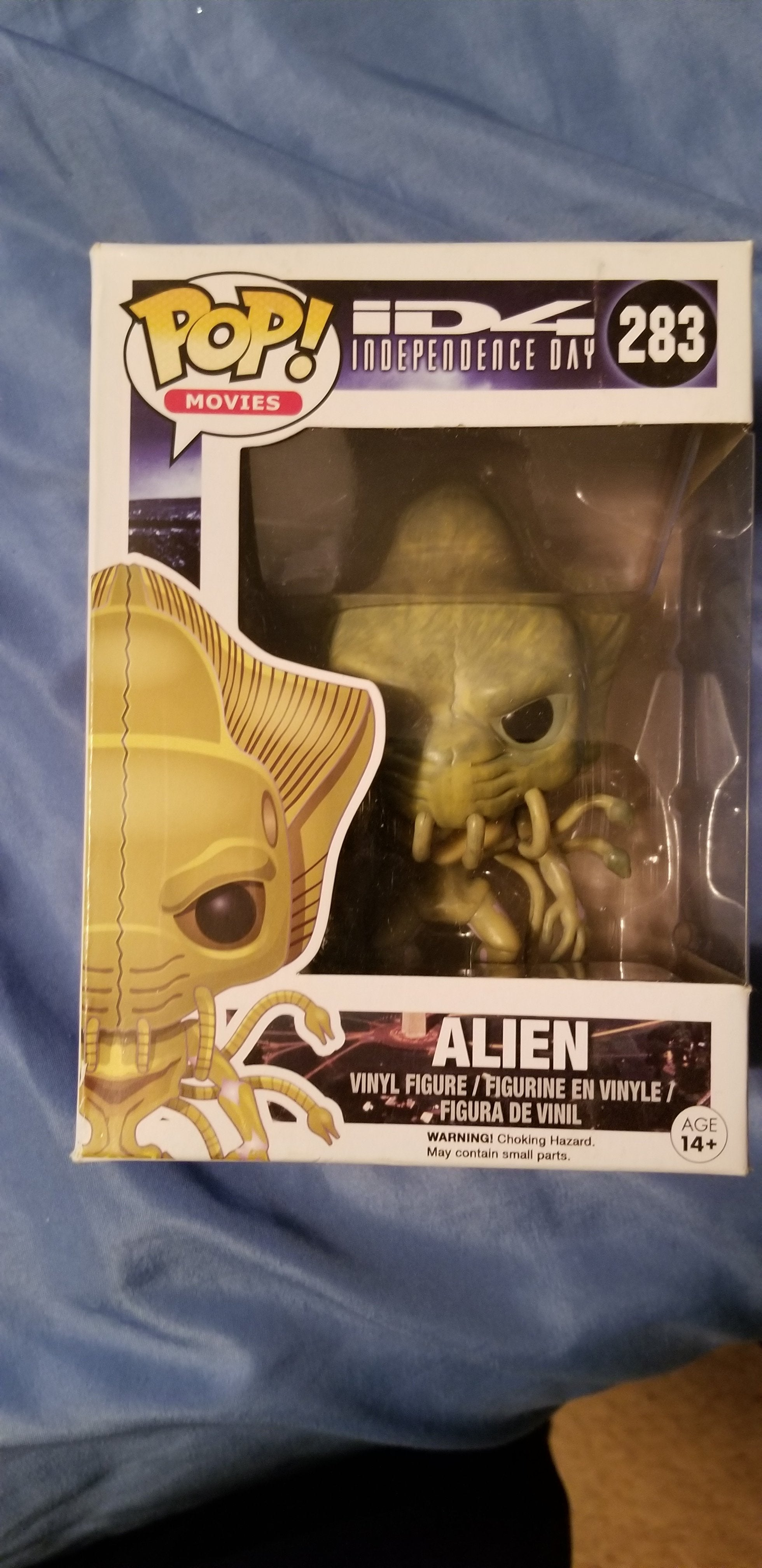 Alien - Independence Day Funko Pop
