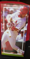 Larry Walker (HOF) #33 St Louis Cardinals & Colorado Rockies Combo (SGA) Bobblehead Bud Bash Theme 5/22/18