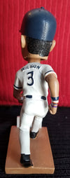 Russell Wilson #3 2013 Express sponsored 2013 Asheville Tourists (SGA) Bobblehead