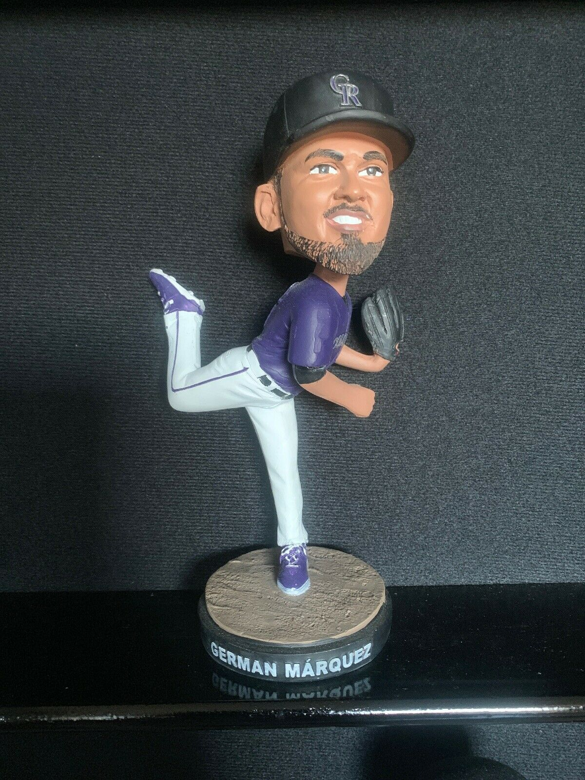 Colorado Rockies 2019 German Marquez SGA Bobblehead