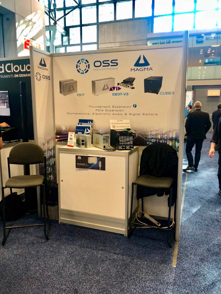 AES 2018