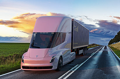AI Transportable Solutions for Trucks