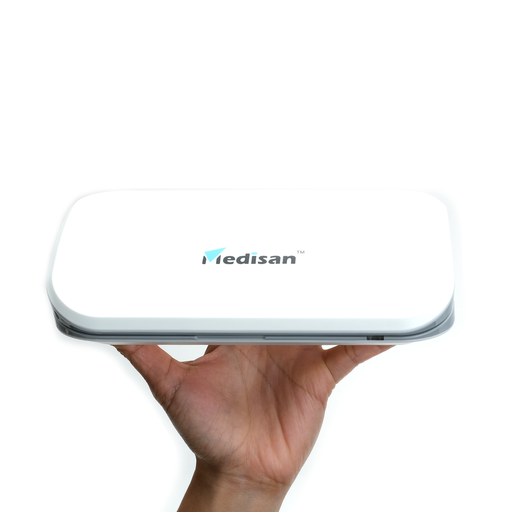Medisan™ UV Phone Sanitizing Case [New Year Sale]