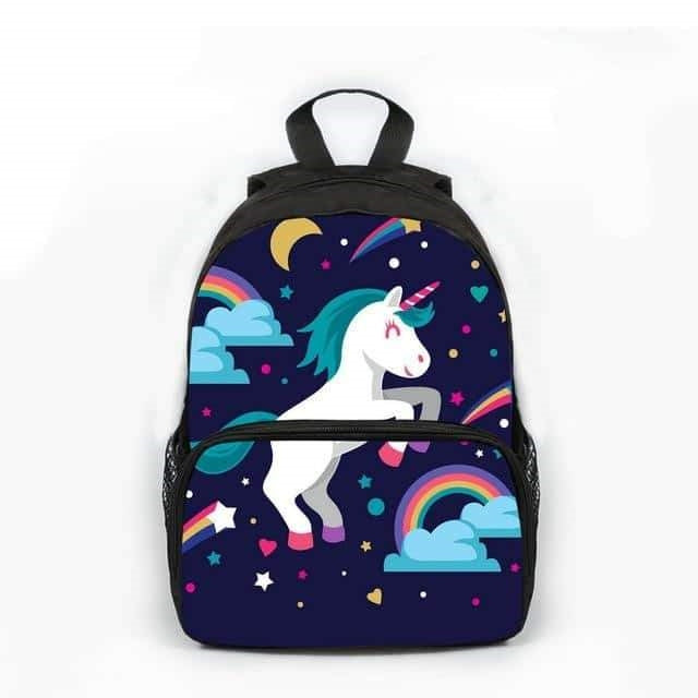 cartable licorne enfant enfant