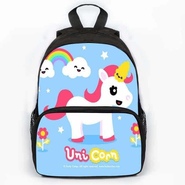 cartable licorne kawaii Cute