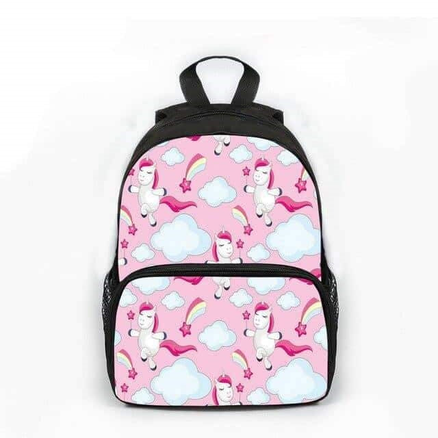 cartable licorne primaire fille adulte