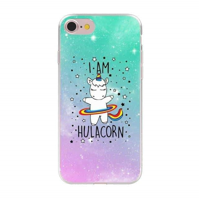 coque licorne iphone hulacorn Pegase