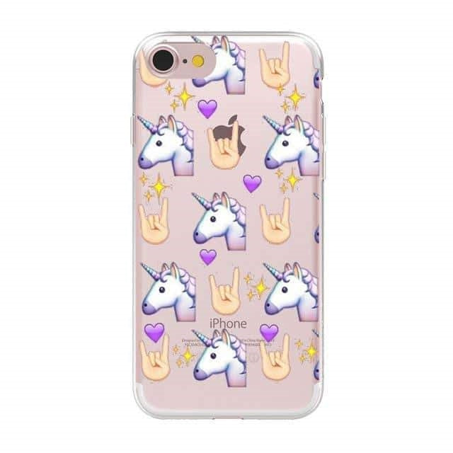 coque licorne iphone multi licorne Pegase
