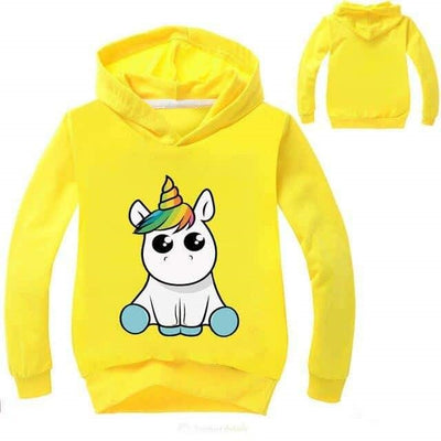 kawaii sweat licorne Cute