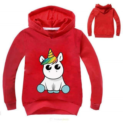 kawaii sweat licorne Belle