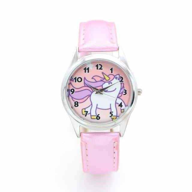 montre licorne rose 2020