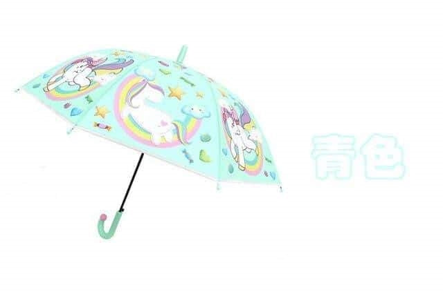 parapluie licorne rose unicorn