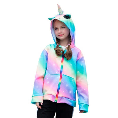 polaire licorne fille 10 ans Cute
