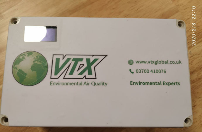 VTX Real Time Air Quality Monitor