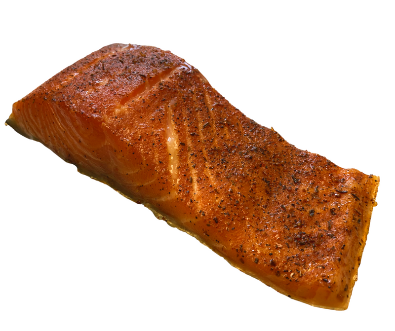 End of Season Smoked Salmon