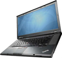 "Load image into Gallery viewer, LENOVO THINKPAD 15.4"" LAPTOP 8GB RAM 256GB SSD Windows 10 Pro & office Wifi DVD"