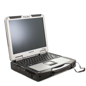 Newest MK5 Panasonic Toughbook CF-31 mk5 Core i5-5300 16GB RAM (2TB SSD) GPS Gobi5000 4G WLAN DVDRW W10 Pro Touchscreen