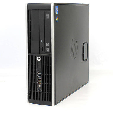 HP Pro SFF Desktop 8GB RAM 1TB HardDrive DVD Windows10 Professional MS Office 2016 Pro