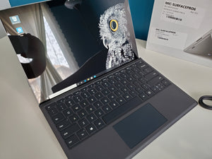 Microsoft Surface Pro (6th Gen Processor) Advanced i5, 8gb Ram, 256gb HD, Backlit Keyboard Cover! Windows 10 Pro & OFFICE PRO