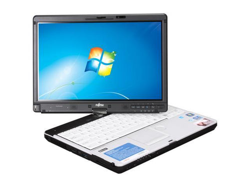 Fujitsu Lifebook Tablet PC intel i5-3.20ghz 8GB RAM 256GB SSD Webcam DVD/RW HDMI Windows 10 Pro & Office Pro