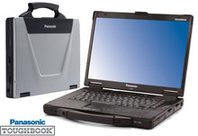 Load image into Gallery viewer, Panasonic Toughbook Laptop Cf-52 intel Quad core i5 8GB RAM 1TB HD 3G Built Mint Condition with 1 Year Warranty