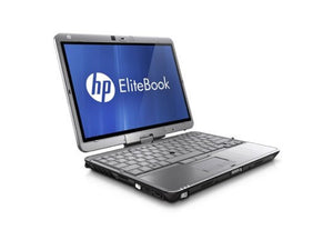 "HP EliteBook 12.1"" Multi Touchscreen Laptop  i5- 2.60GHz 8GB RAM 128GB SSD WIN 10 Pro & OFFICE + Stylus Pen"