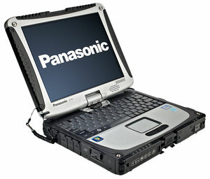 Panasonic Toughbook Multi TouchScreen CF19 Laptop intel core i5 8GB RAM GPS 3G Windows7Pro or Win10