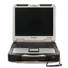 Load image into Gallery viewer, Newest MK5 Panasonic Toughbook CF-31 mk5 Core i5-5300 16GB RAM (2TB SSD) GPS Gobi5000 4G WLAN DVDRW W10 Pro Touchscreen