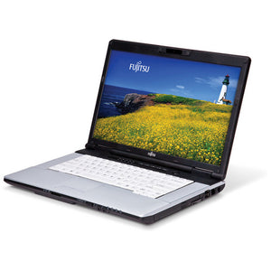 "Fujitsu Lifebook 15.6"" LED intel i5 3.30Ghz 8GB RAM 256GB SSD DVDRW Windows 10 Pro & Office (1 Year warranty)"