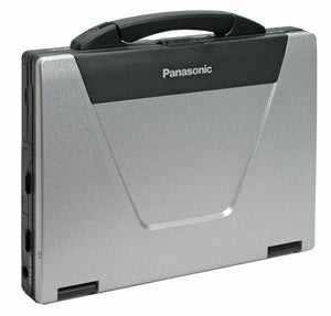 Panasonic Toughbook Laptop Cf-52 intel Quad core i5 8GB RAM 1TB HD 3G Built Mint Condition with 1 Year Warranty