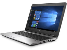 "Load image into Gallery viewer, HP ProBook G2 15.6"" intel i5-6300 16GB RAM 256GB SSD Windows10 1YR WARRANTY MS Office 2019"