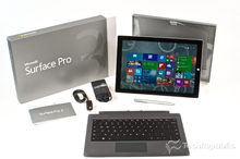 Load image into Gallery viewer, Microsoft Surface Pro 12 Multitouch Tablet intel Core i5 8GB RAM 256GB SSD HD DualCamera Keyboard Windows 10 Pro