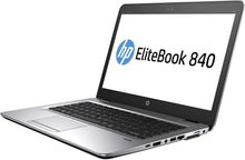 "Load image into Gallery viewer, HP Ultrabook 840 G2 i5-5300u 12GB RAM 14.5"" Backlit AMD R7 Dedicated Video (4GB Max) Window10Pro MSOfficePro"