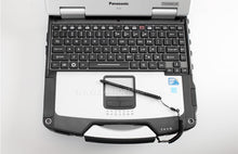 Load image into Gallery viewer, Panasonic Toughbook CF-31 MultiTouch Screen Backlit KeyBoard intel Core i5 2.40Ghz 1TB HD 8GB RAM Windows7 or Window10