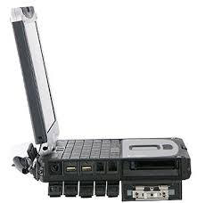 Panasonic Toughbook CF-19 Tablet Fully Rugged laptop Wifi Window7 500GB & OfficePro