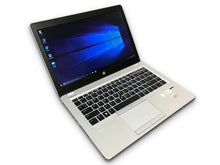 "Load image into Gallery viewer, HP Elitebook Folio 14"" Ultrabook Core i5 2.3GHz 12GB RAM 256gb ssd Win10 Pro"