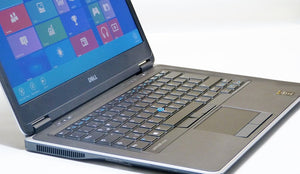 Dell Latitude Laptop intel Core i7 8GB RAM 500GB HD with Windows 10 Pro