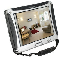 Load image into Gallery viewer, Panasonic Toughbook CF-19 Tablet Fully Rugged laptop Wifi Window7 500GB & OfficePro