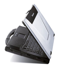 Load image into Gallery viewer, Panasonic Toughbook CF-52 15.4 Laptop intel core2Duo 4GB RAM (256GB SSD available) Wifi DVDRW Windows7 1000Knit Screen MS Office