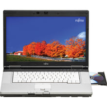 "Load image into Gallery viewer, Fujitsu 15.6"" Laptop Rugged Intel i5-2.93Ghz 8GB RAM 500GB HD Nvidia GeForce video DVD Wifi WebCam Windows 10 with OFFICE"