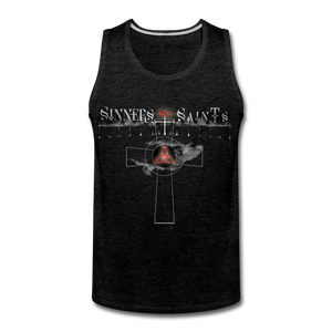 Sinners n Saints - charcoal gray